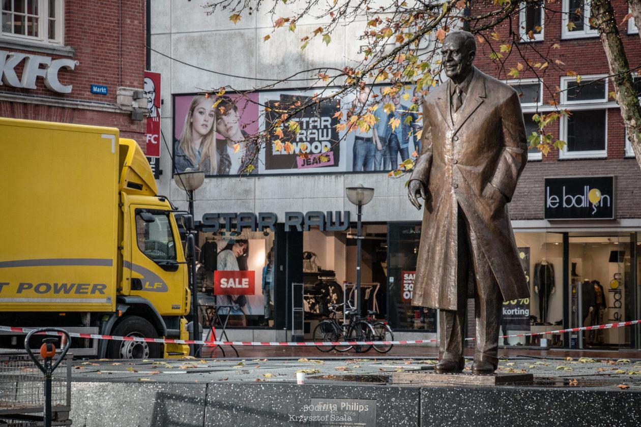 Pomnika Fritsa Philipsa