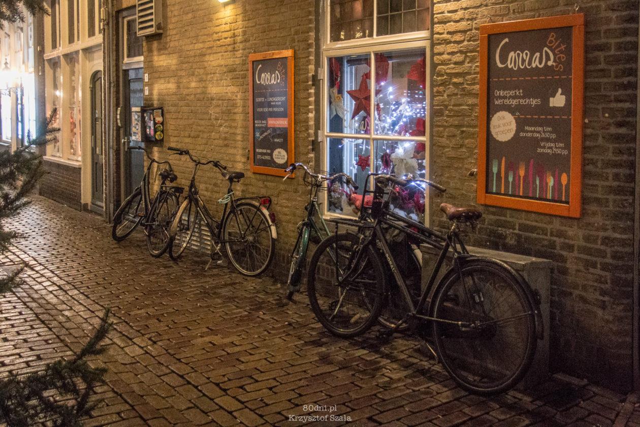 Tak, rowery są wszędzie :)