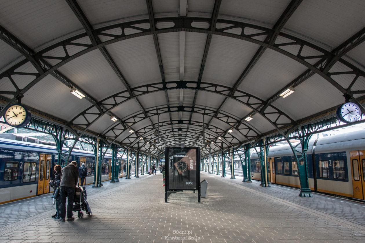 Dworzec Główny w 's-Hertogenbosch