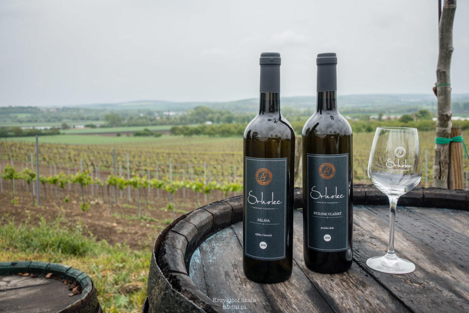 Srholec – godna polecenia mikulovska winiarnia!