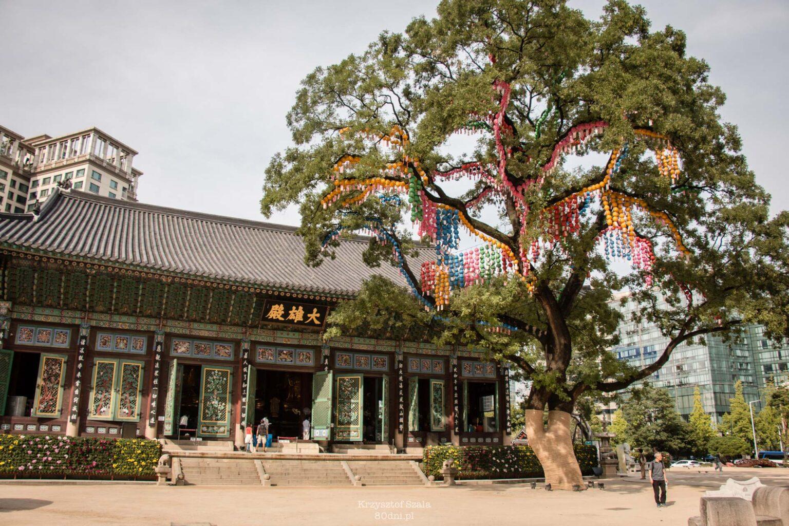 Świątynia Jogyesa (조계사)